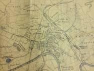 Plans for original market 1853