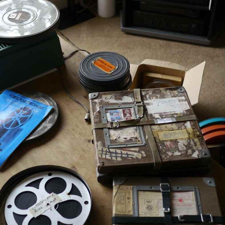16mm Film Reels