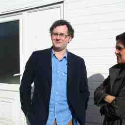 Rick Goldsmith and Satnam Rana