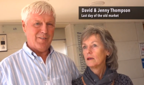 David and Jenny Thompson